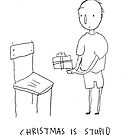 Christmas is stupid by Christian White