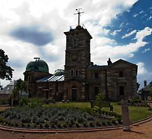 The Sydney Observatory. by Keith Irving