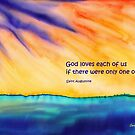 God's Love by Caroline  Lembke