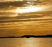 Malahide Sunrise by Martina Fagan