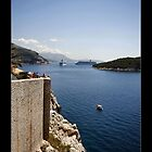 The outskirts of Dubrovnik 2 by John44