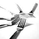 For forks sake by Matthew Bonnington