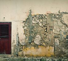 Walls come Crumbling by Leanna Lomanski