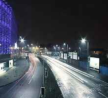 Road at Night by Chris Hayes