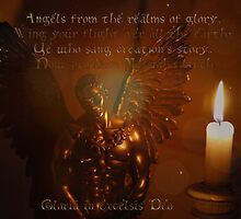 Angels from the Realms of Glory by Rowan  Lewgalon