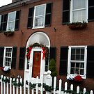 The Historic Federal House Inn, Plymouth, NH by Rebecca Bryson