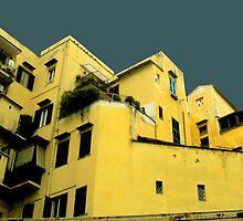Italian houses by Tanja Katharina Klesse