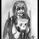 King Diamond by Thesilentone
