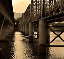Under the Bridge by Justin Showell