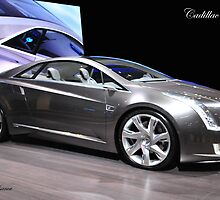 Cadillac Converj  2014 year Production by tom brown