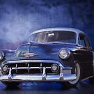 Classic Chevy by Kenton Elliott