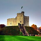 The Keep At Cardiff by Andrew S