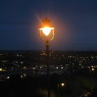 Whitby Lamplight by queenbeecc