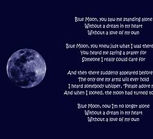 Blue Moon by artisandelimage