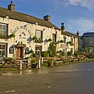 Blue Bell Inn -Kettlewell by Trevor Kersley