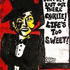 DON'T GET LOST CHARLIE!  by monikablichar