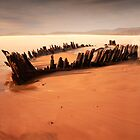 Sand Ship-Co.Kerry by Pascal Lee