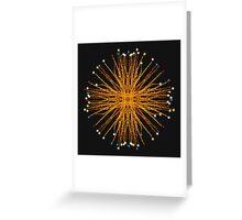 377 Greeting Card