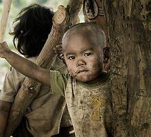 Bali Child 2 by wellman