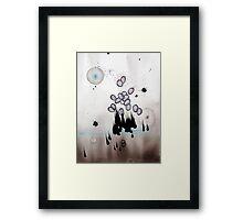 """""""Beginnings"""" Framed Print"""