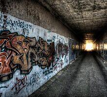 Graffiti in HDR by shutterjunkie