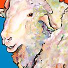 RAINBOW RAM by Pat Saunders-White