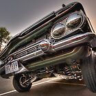 HDR, Chev Impala 001 by Michael Sanders