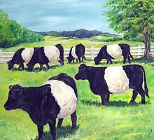 Oreo Cookie Cows! by Victoria Mistretta