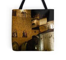 Pistoia By Night Tote Bag
