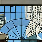 Jewish Museum Window Reflex by Tomoe Nakamura
