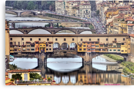 Ponte Vecchio - Florence by paolo1955