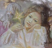 Angel (4) by dorina costras