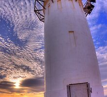 Quobba Lighthouse by Colin Scougall