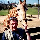 giraffe and me by andytechie