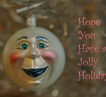 Have a Jolly Holiday by mnkreations