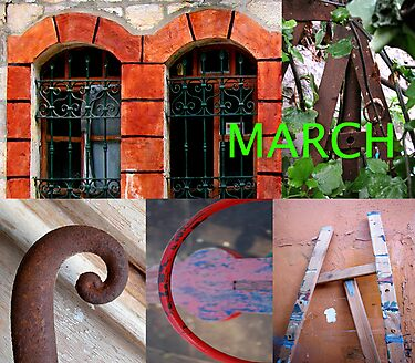 March by Abba Richman