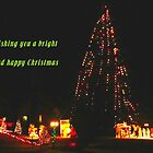 Wishing you a Bright and Happy Christmas by MaeBelle