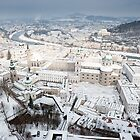 Salzburg Alstadt by Chris Tarling