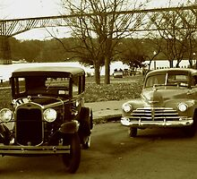 Old Timers by Jim Sugrue