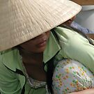 Vietnam - Mekong Delta - World's people by Thierry Beauvir