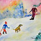 The Art Of Marita McVeigh by Marita McVeigh