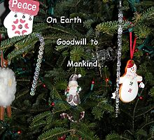 Peace on Earth by Rebecca Bryson