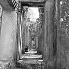 Temple Ruins - Cambodia by biancamarks