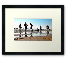 SIMPLY THE  BEST ! Framed Print