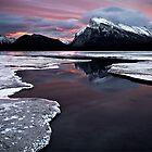 Mt Rundle - Banff National Park by LukeAustin