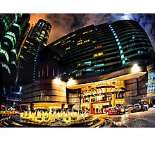 Harbour Plaza Hong Kong Photographic Print