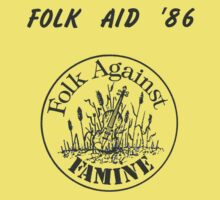 Folk Aid 86 by Unhalfbricking