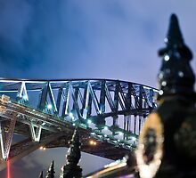 Bokeh Bridge by Shane Harris