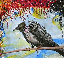 """Strigoi Rook"" by Browan Lollar"