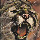 Tiger by EmilyThomasArt